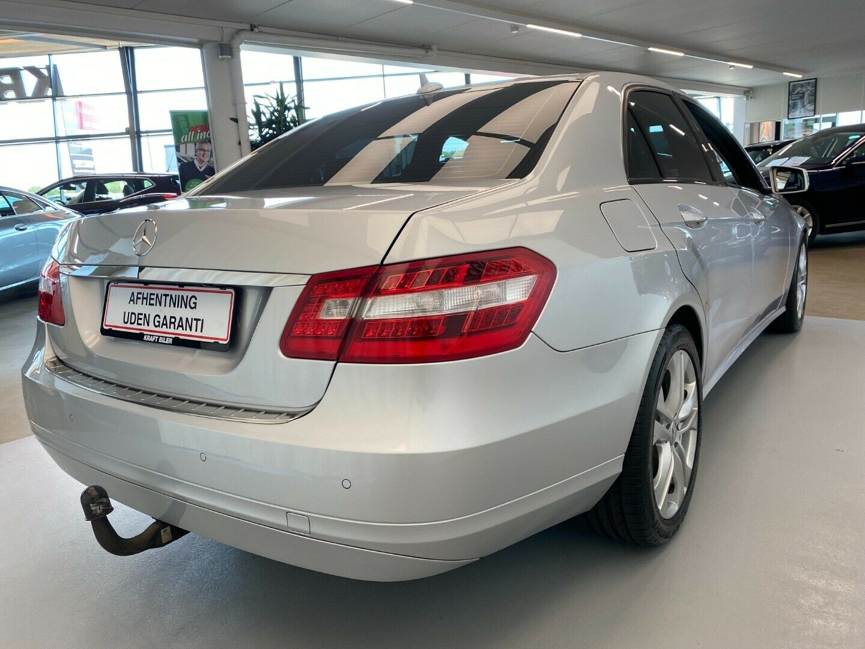 Billede af Mercedes E200 2,2 CDi Avantgarde aut. BE