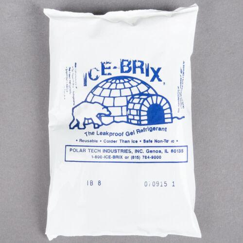 "FREE Expedited Shipping Ice Brix IB3BPD 3oz 5/""x2 3//4/""x3//4/"" 36 Cold Packs"