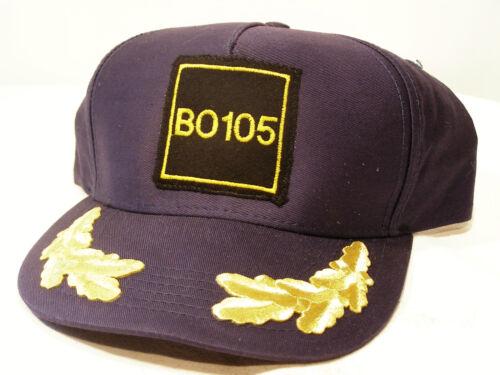Schildmütze BO 105 Helikopter