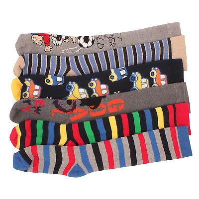 2 x Boys Kids Knee High Thermal Warm Long Snow Wellington Boot Ski Socks GREY