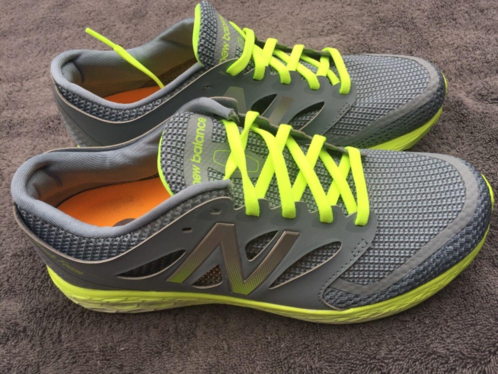 New Balance Fresh Foam Boracay 2  MBORAGG2 Running Shoe Grey Green Mens Size: 7