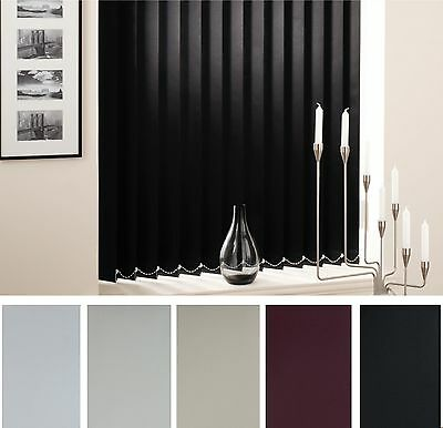Special Offer 5 Quot Blackout Replacement Slats Vertical