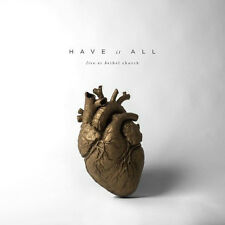 Have It All - Bethel Music (CD, 2016, 2 Discs Digipak, Sony Music) FREE SHIPPING