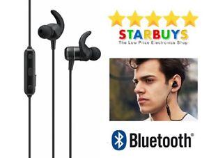 6d8fa8b3e2d Image is loading Goji-GTCIBTB18-Bluetooth-Sports-Earphones-Wireless -amp-Water-