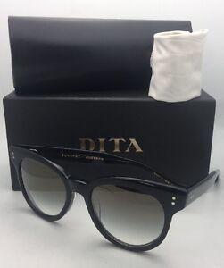 3499da217a2c DITA Sunglasses SUNSPOT 22028-A-BLK-53 53-20 Black Frame w  Grey ...