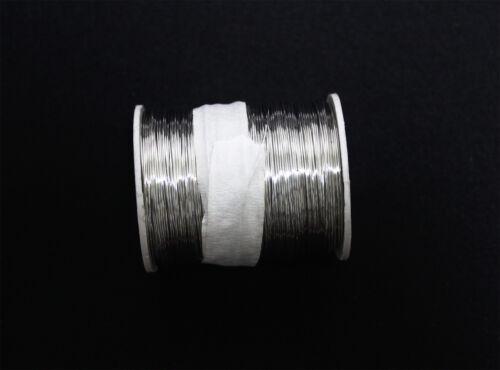Conserves de fil de cuivre 140 G Beading Wire 24AWG Artistique Wire 75 m 0.5 mm