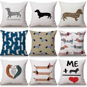Am-Cartoon-Dog-Animal-Pillow-Case-Cushion-Cover-Sofa-Pillow-Protector-Decor-Eye
