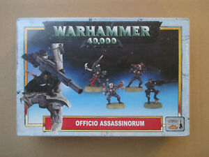 D10C32-OFFICIO-ASSASSINORUM-WARHAMMER-40000-W40K-1999-SEALED