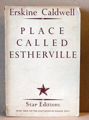 Place Called Estherville - Caldwell - Star Editions - 1950