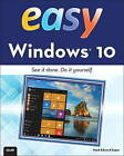 Easy Windows 10 by Mark Edward Soper (Paperback, 2015)