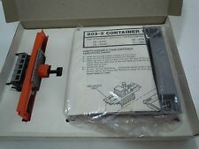 #903-2 CONTAINER LOADER / UNLOADER 1980'S Vintage HO Scale w/box Piggyback TYCO