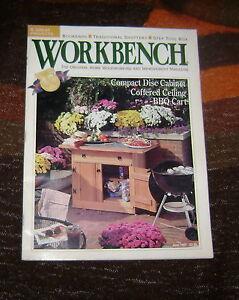 Details About Workbench June 1997 Copy Original Home Woodworking Improvement Magazine