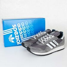 Adidas New York Spezial (SPZL) Trainers size 8.5 UK Mens. New In Box. Grey