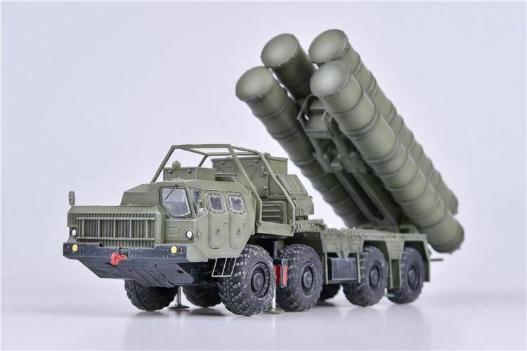 Modelcollect 1 72 S-300PMU1 S-300PMU1 S-300PMU1 PMU2 `SA-20 Grumble` 5P85SE Missile Launcher AS72118 6a568c