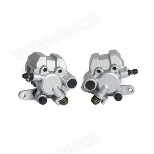 FRONT BRAKE CALIPER SET FOR YAMAHA ATV WOLVERINE 350 4X4 95-05 YFM350 YFM 350