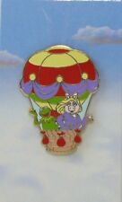 Disney Pin: WDW Hot Air Balloon - Mystery Pin Collection Kermit and Miss Piggy