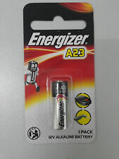 Energizer A23 23A 23AE GP23A 23GA MN21 12V Battery x1 Sealed Exp 10-2017 TM