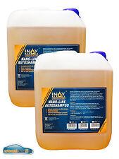 INOX Autoshampoo Konzentrat mit Nano Effekt Autowäsche Autoreiniger 2x5 L