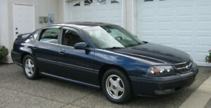 2000 Chev Impala LS (Price reduced)