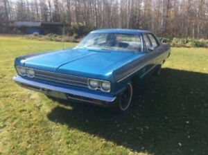 1969 Plymouth Fury II for sale it trade