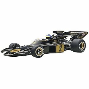 AUTOart-1-18-LOTUS-72E-1973-2-Ronnie-Peterson-avec-chauffeur-Figure-Composite-Model