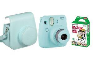 Fotocamera-Istantanea-FujiFilm-Fuji-Instax-Mini-9-Custodia-Pellicola-IB