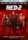 Red 2 0025192213083 With Bruce Willis DVD Region 1