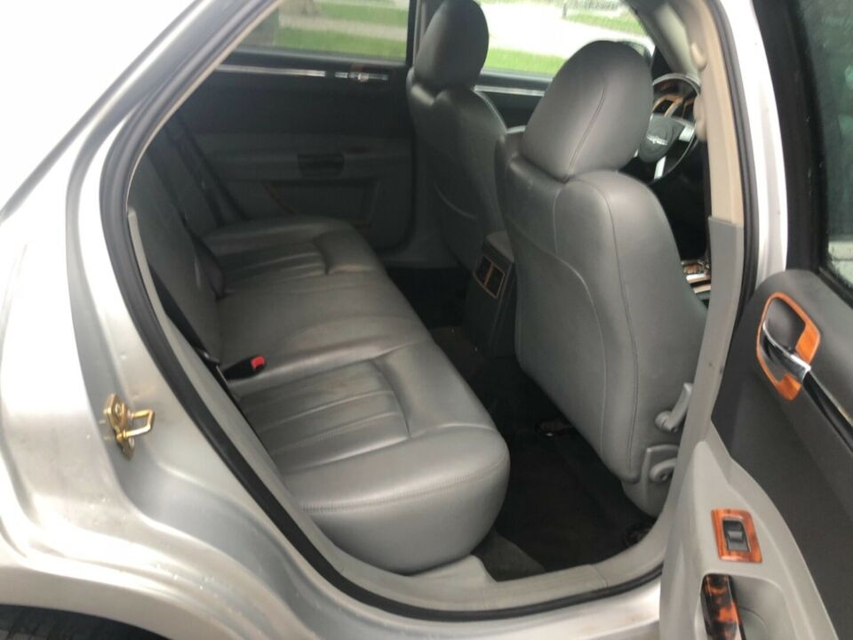Chrysler 300C 3,5 aut. Benzin aut. Automatgear modelår
