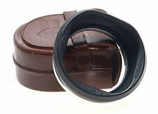 ROLLEIFLEX TLR CAMERA LENS HOOD SHADE RUBBER RII CASED