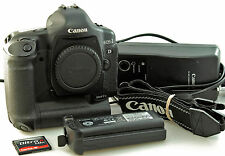 CANON EOS 1D mkII N PRO DIGITAL CAMERA BODY ONLY + memory + charger UK SELLER