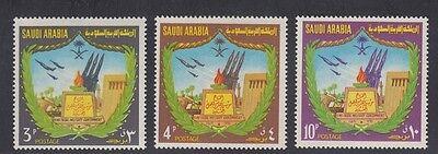 Postfrisch Um Sowohl Die QualitäT Der ZäHigkeit Als Auch Der HäRte Zu Haben Militär 659-661 Saudi-arabien 1974