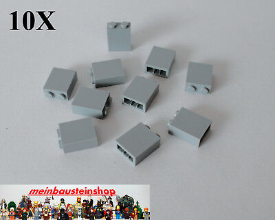 6 x LEGO® 3245 Basicsteine 1x2x2 weiß wie auf dem Foto Neuware.