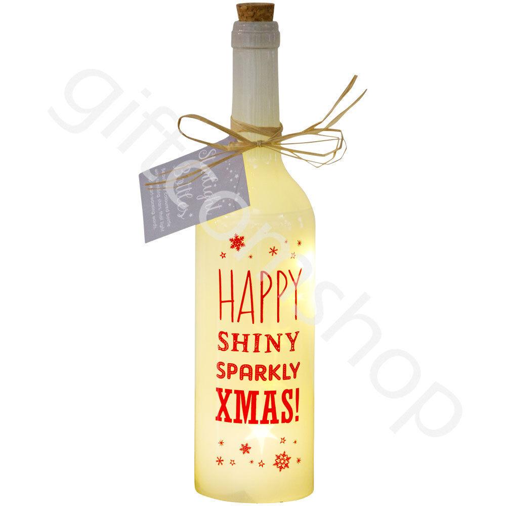 Sparkly Xmas - Starlight Bottle