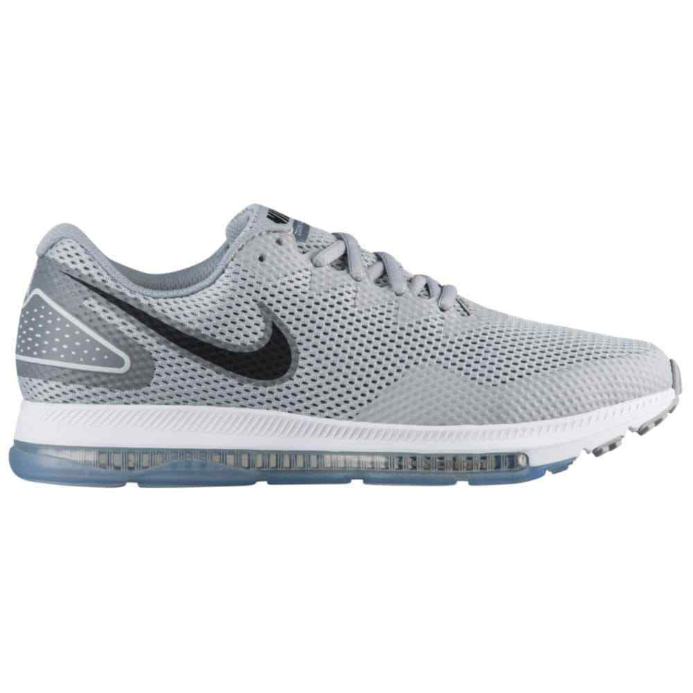 Nike Zoom All Out Low 2 Uomo AJ0035-005 Wolf Grey Mesh Running Shoes Size 8.5
