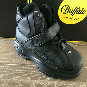 3e02a9ec682ac Details about Buffalo London Classic 1348-14 2.0 black texas oil - EU sizes  36 - 44. Brandnew.