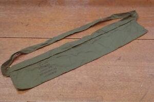 Vietnam-M16-Bandolier-1968-Marked-5-56MM-BALLM193-7-Pockets-7-20-Fixed-post