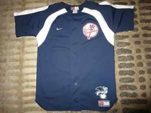 the latest 95834 e234d Details about Derek Jeter #2 New York Yankees Nike MLB Jersey Youth L 14-16  children