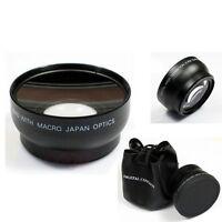 52mm 0.45x WIDE Angle + Macro LENS for NIKON D3100 D3000 D5000 D5100