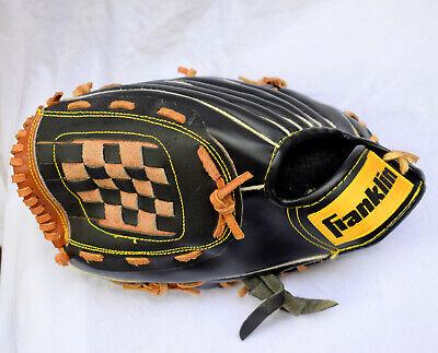 Baseball Fanghandschuhe Franklin / Leder / Neu - Nicht Benutzt