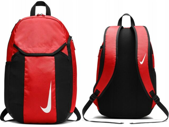 Backpack Nike Academy Team Ba5501 657 Red 30 L for sale online  67283ff0c776a