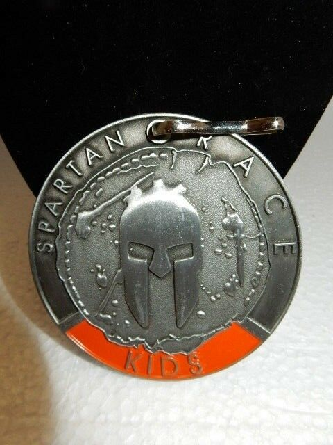 Kids Spartan Race Earned, Not Given Finisher Medal