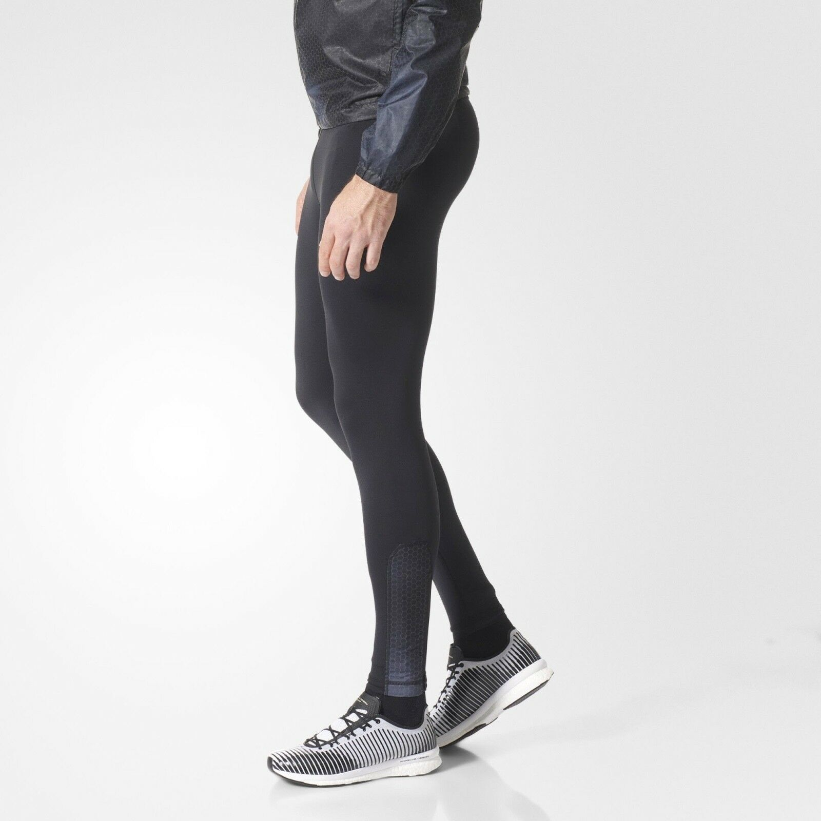 Porsche Design Tight 7  8 Long L New+Tags Logo Joggers Run Bike Leggings Pants  quality first consumers first