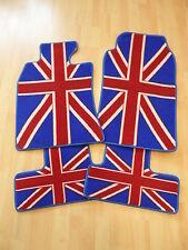 $$$ Fußmatten passend für Mini Cooper R50 R53 + Design Union Jack + NEUHEIT $$$