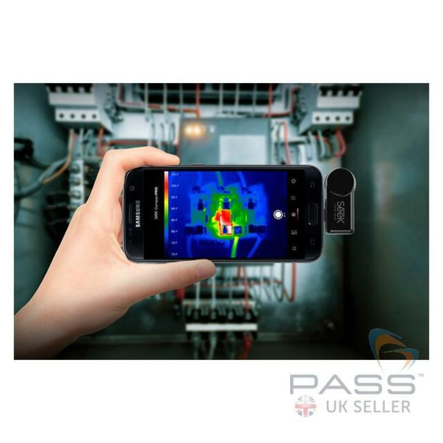 Seek Thermal Camera >> Seek Compactpro Thermal Camera 320x240 For Smartphone Android For