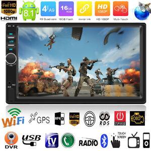 Android8-1-Autoradio-mit-7-034-Doppel-2DIN-WIFI-GPS-Navi-Bluetooth-USB-MP5-FM-Radio