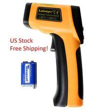 Industrial Infrared Thermometer Non Contact Digital Temperature Gun 581202
