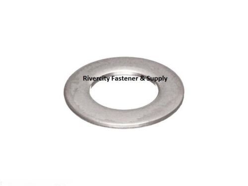 50 #10 AN960 Thin Flat Washer 18-8 Stainless Steel Military spec AN-960