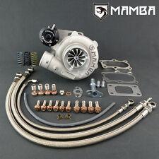 MAMBA GTX Ball Bearing GT3071 TURBO KIT FOR NISSAN SKYLINE GTT R34 RB25DET NEO6