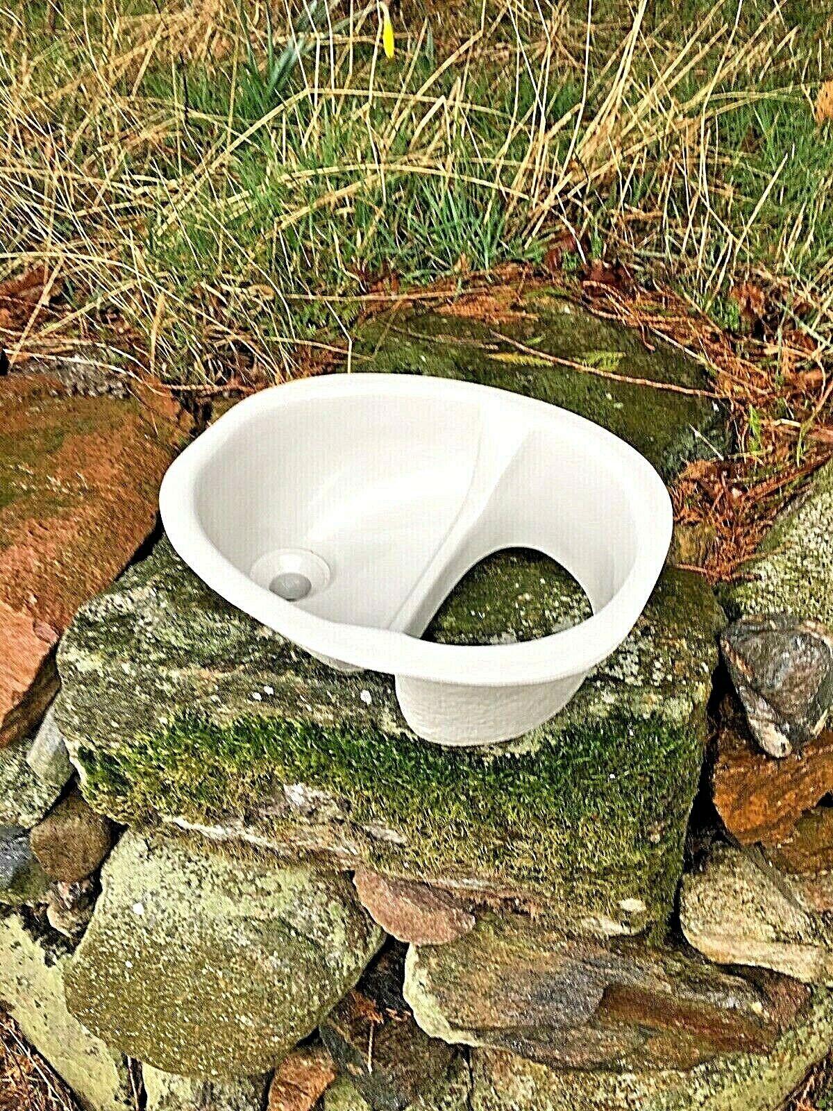 Compost Inodoro Separador de orina, Desviador Para Eco Inodoro de compostaje