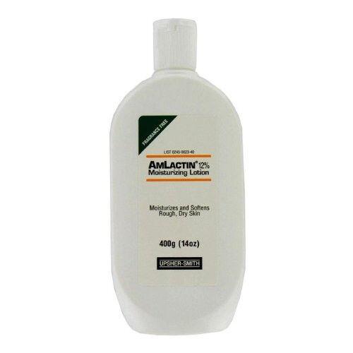 Amlactin 12% Moisturizing Lotion - 14.1 Oz (400 Gm): Pack of 3